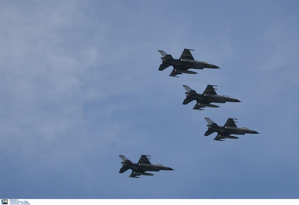 Υπερψηφίστηκε το νομοσχέδιο: Αναβάθμιση F-16 και Mirage