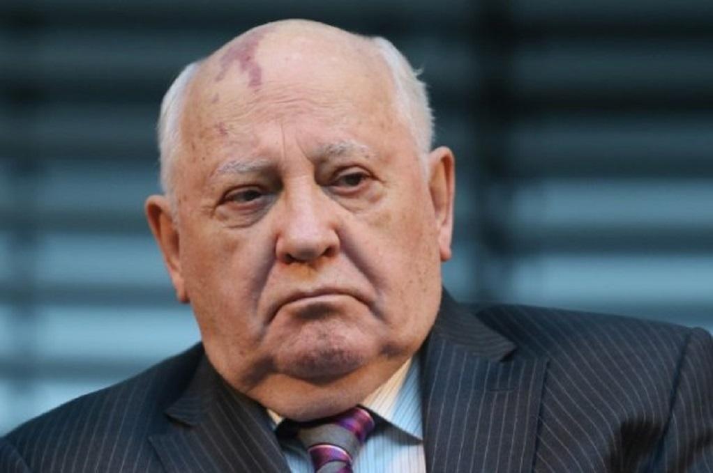 Γκορμπατσόφ: Πάντα ήμουν και είμαι κατά της χρήσης βίας εναντίον του λαού