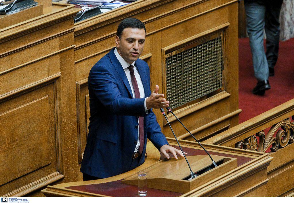 Β. Κικίλιας: Ο κ. Τσίπρας περιφρονεί την Ελλάδα και τους πολίτες