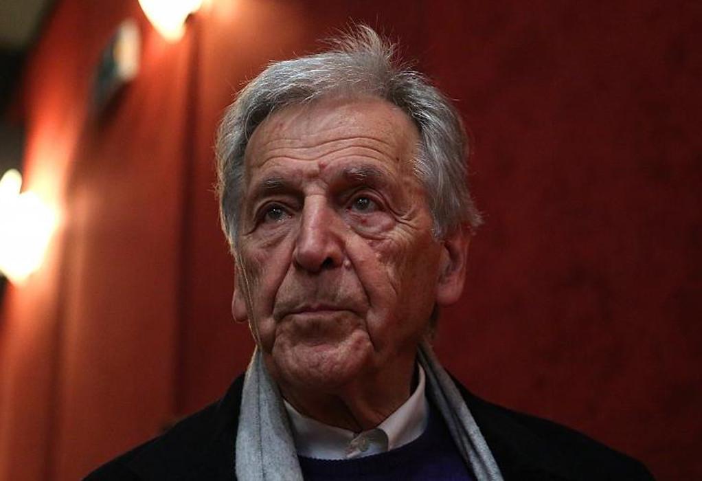 Toν Κώστα Γαβρά βράβευσε ο Ευρωπαϊκός Κινηματογράφος
