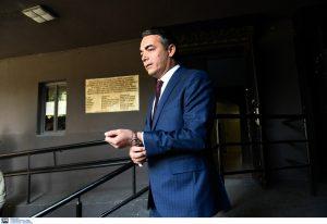 Ντιμιτρόφ: «Είμαι ευγνώμων στον πρωθυπουργό Τσίπρα που τόλμησε»