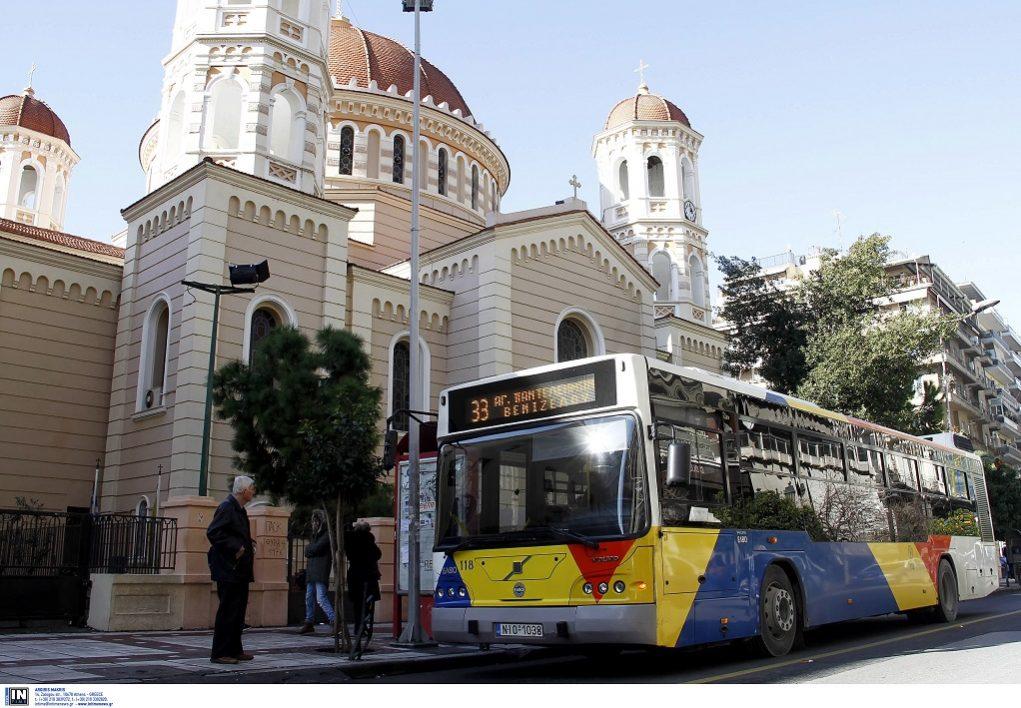 Μέτρα για γρηγορότερη κίνηση των λεωφορείων απο τον ΟΣΕΘ