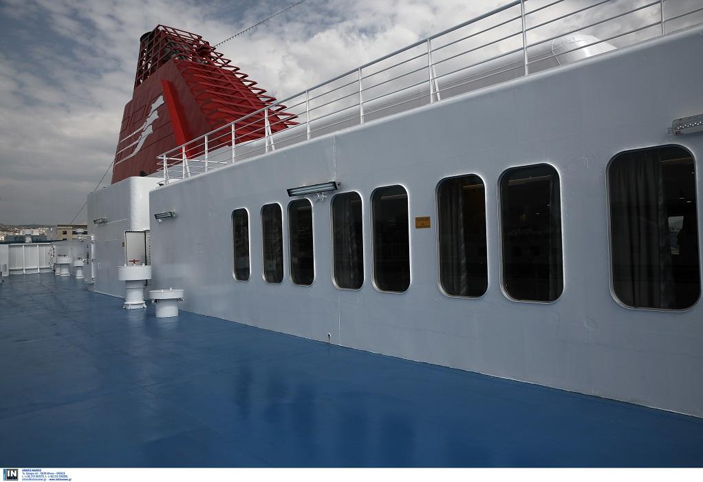 Στη Σούδα το πρώτο κρουαζιερόπλοιο για το 2019!