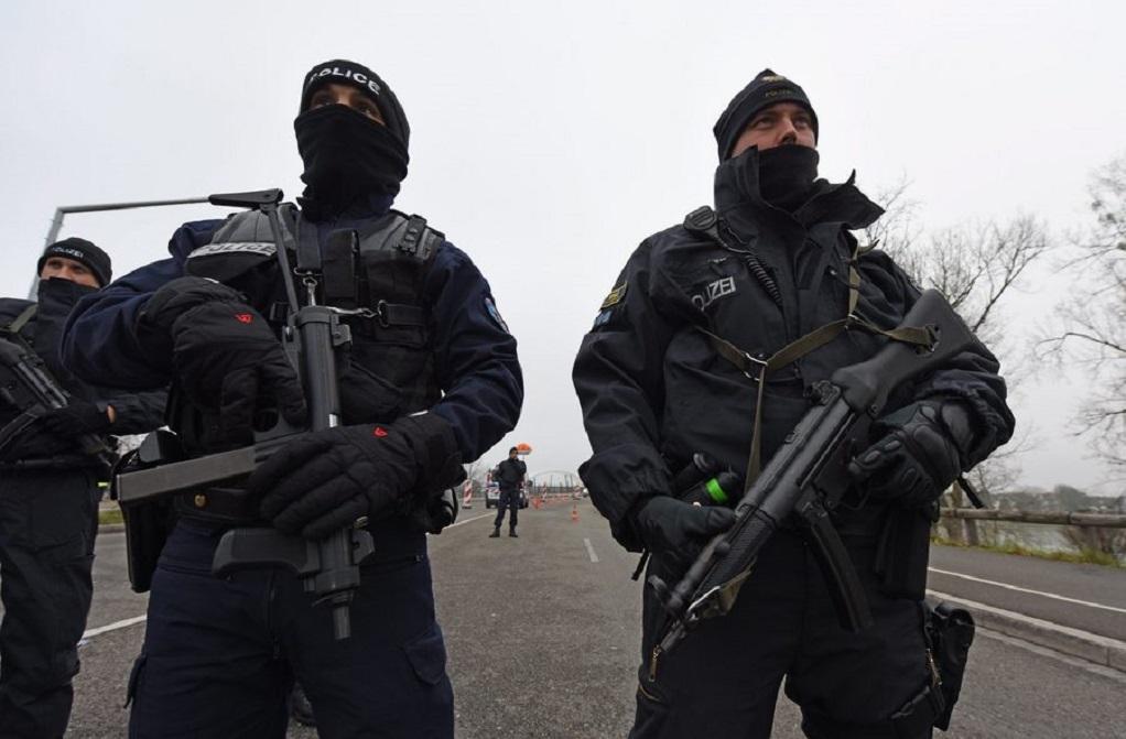 Νεκρός από πυρά αστυνομικών ο δράστης του Στρασβούργου