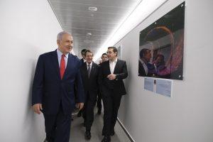 Μενού East Med στην τριμερή στο Ισραήλ