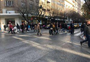 Θεσσαλονίκη: Απεργούν αύριο οι εμποροϋπάλληλοι