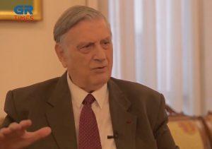 Α.Κουνάδης: Βάλλονται τα βασικά χαρακτηριστικά της εθνικής μας ταυτότητας (VIDEO)