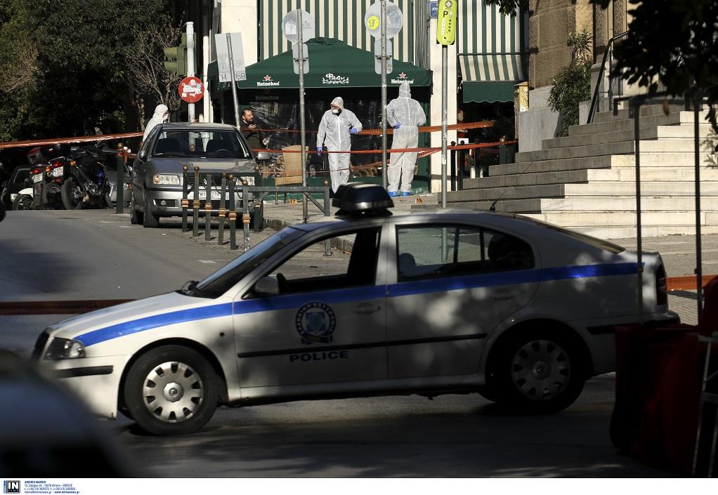 Ύποπτη βαλίτσα έξω από το ΥΠΕΞ – Συναγερμός στην αστυνομία
