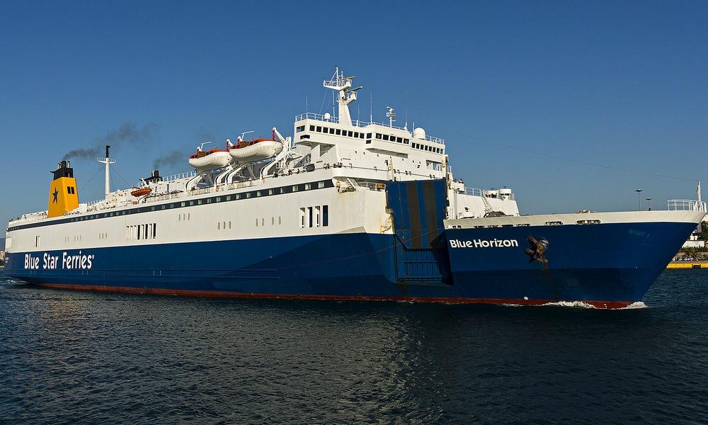 Αλλάζουν τα δρομολόγια των πλοίων για Κυκλάδες μετά την βλάβη του Blue Star Naxos