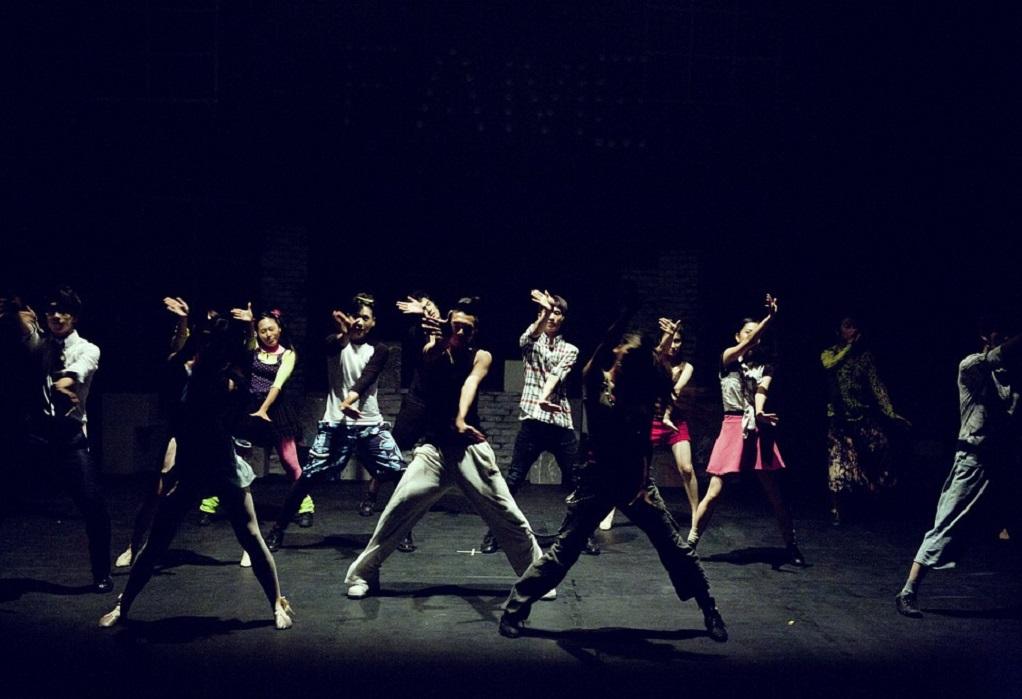 3rd Christmas Dance Steps-Χορευτικές συναντήσεις στο Θέατρο Σοφούλη