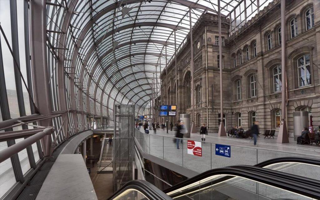 Λήξη συναγερμού στο Στρασβούργο – επανέρχονται τα δρομολόγια των τρένων