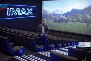 ΙΜΑΧ, η αναγέννηση της κινηματογραφικής εμπειρίας (VIDEO)