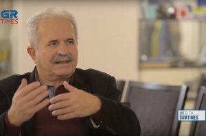 Μ.Ανδρουλάκης: Έγραψα στον Αλέξη 600 αφορισμούς (VIDEO)
