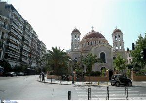 Κορωναϊός: Μικρή η μείωση στο εκκλησίασμα λέει η Μητρόπολη Θεσσαλονίκης