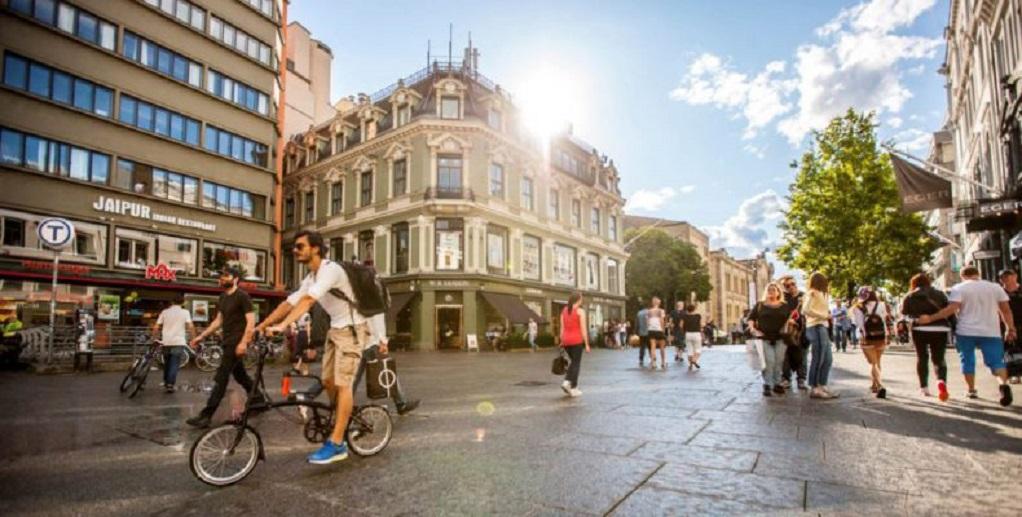 Το Όσλο απαγορεύει τα αυτοκίνητα από το κέντρο του το 2019