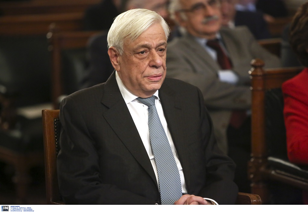 Παυλόπουλος: Οι γείτονες να σεβαστούν σύνορα και ΑΟΖ