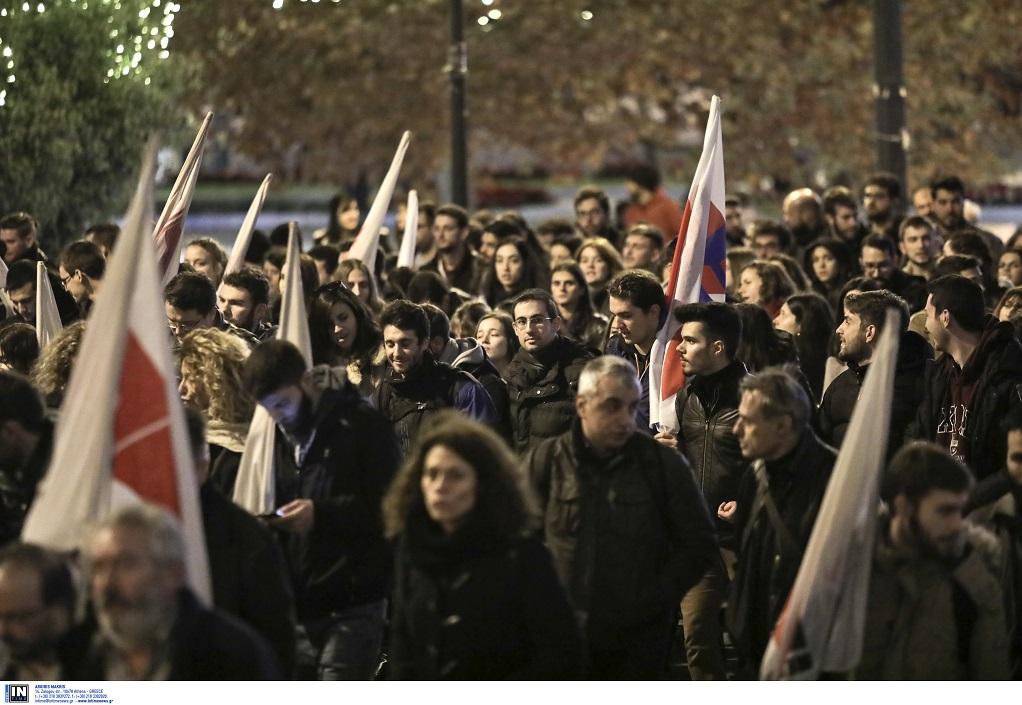 Συγκεντρώσεις για τη δυσοσμία και τις αλλαγές στην εκπαίδευση στη Θεσσαλονίκη