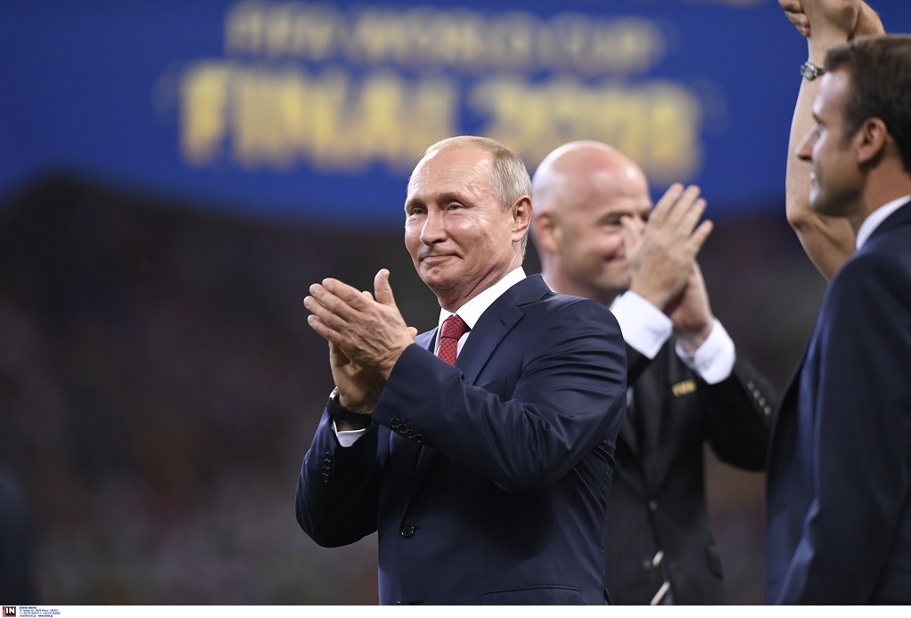 Το σχόλιο της Ρωσίας για την συντριπτική ήττα Ποροσένκο στην Ουκρανία