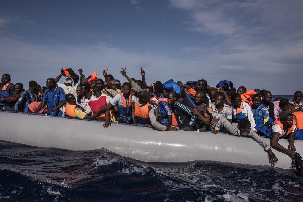 Αύξηση 25% στις μεταναστευτικές ροές στα ελληνικά νησιά