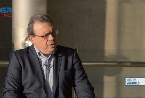 Σ.Φάμελλος: Μια πολύ καλή πρόταση η υποψηφιότητα Νοτοπούλου (VIDEO)