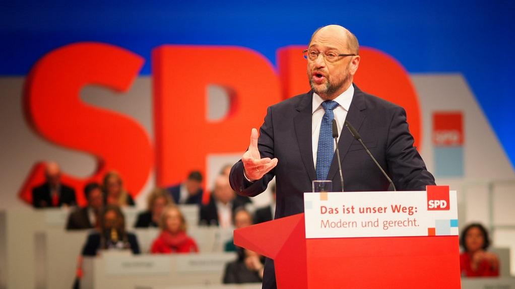 Γερμανία-Δημοσκόπηση: Ξανά στη δεύτερη θέση το SPD