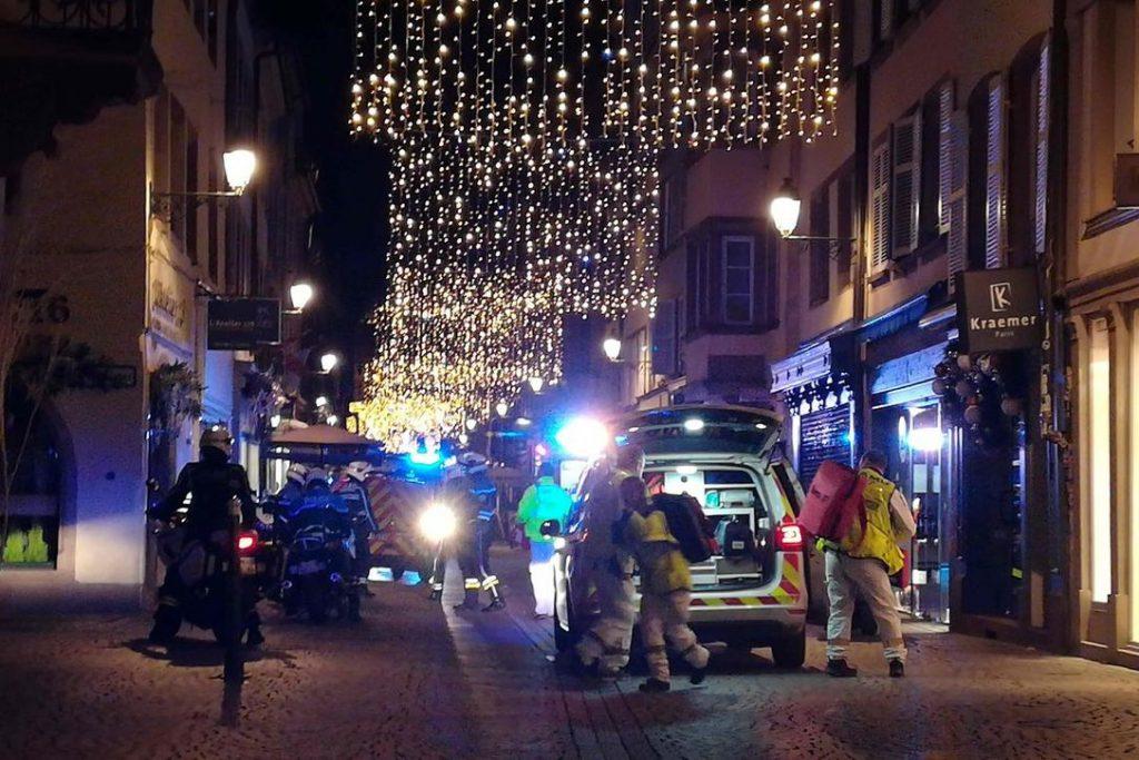 Ήρθη η προσωρινή κράτηση τεσσάρων μελών της οικογένειας του δράστη στο Στρασβούργο