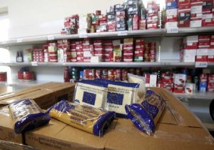 Συνεχίζεται η διανομή τροφίμων στους δικαιούχους του ΤΕΒΑ
