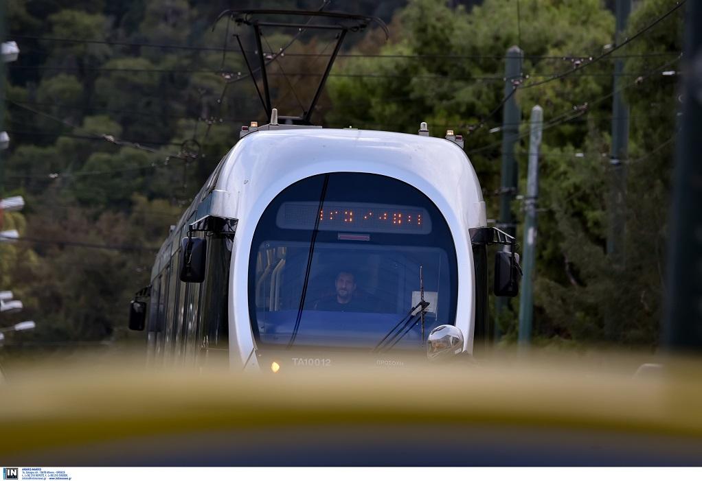 Πειραιάς: Δοκιμαστικά δρομολόγια τραμ