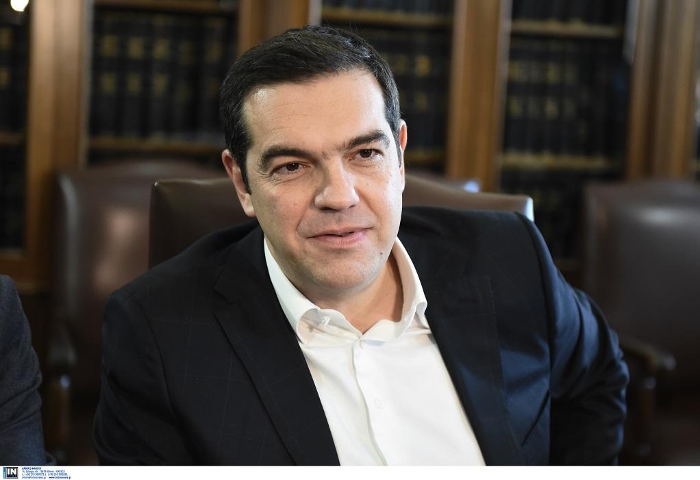 Τσίπρας: Θα μετατρέψουμε την ευημερία των αριθμών και σε ευημερία των ανθρώπων