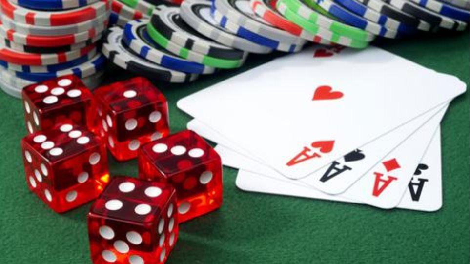 Σύλληψη επτά ατόμων για διεξαγωγή παράνομων τυχερών παιχνιδιών