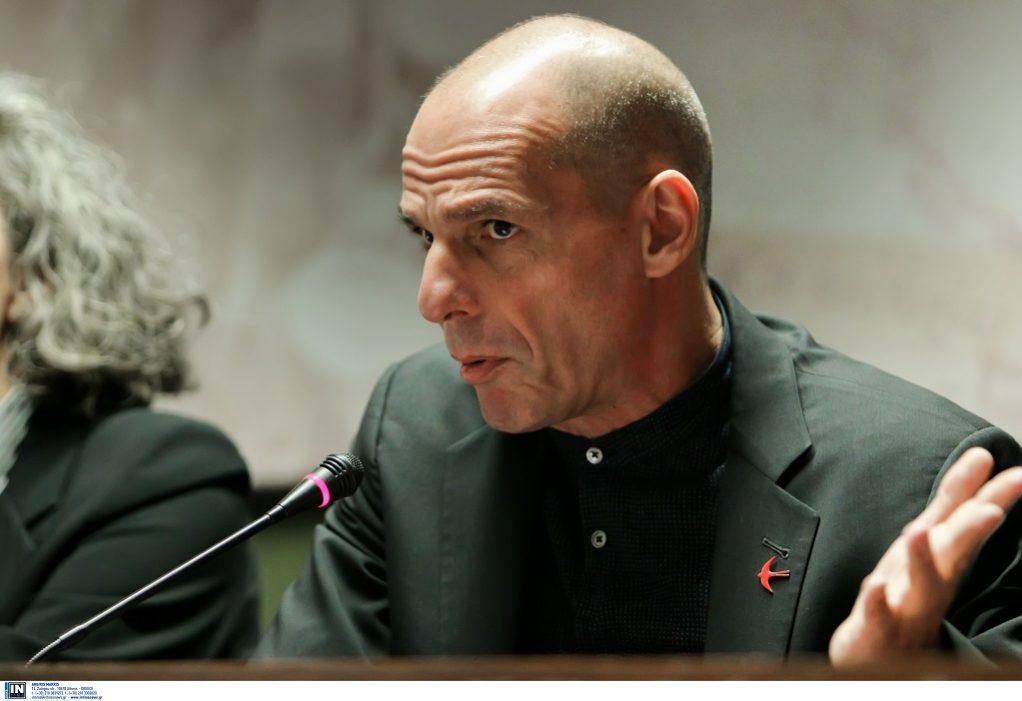 Βαρουφάκης: Χωρίς ρήξη με δανειστές δεν εφαρμόζονται τα προγράμματα ΝΔ – ΣΥΡΙΖΑ