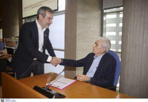 Ο Κωνσταντίνος Ζέρβας ορκίζεται 61ος δήμαρχος Θεσσαλονίκης