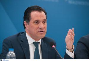 Γεωργιάδης: «Τρέχουμε» με ανάπτυξη περίπου 2,3%