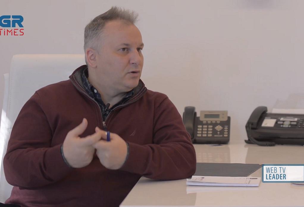 Δρ. Ν. Κεχαγιάς: Η Nanotypos «σφραγίζει» την ασφάλεια στα προϊόντα (VIDEO)