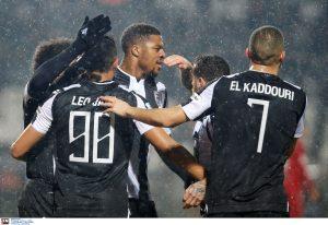 «Βροχή από γκολ» και ΠΑΟΚ-Παναχαϊκή 5-0