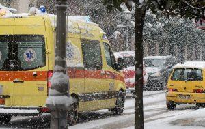 Θεσσαλονίκη: Με λιγότερα ασθενοφόρα λειτούργησε το ΕΚΑΒ