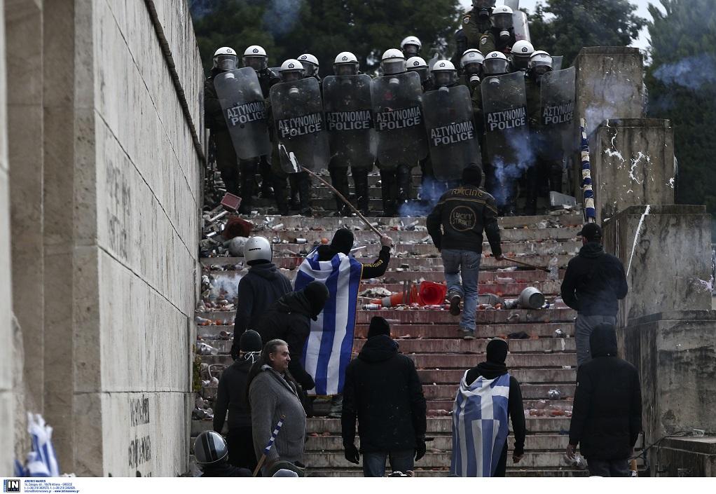 Βούτσης: Υπήρξε οργανωμένο σχέδιο από ακραίες ομάδες για εισβολή στη Βουλή
