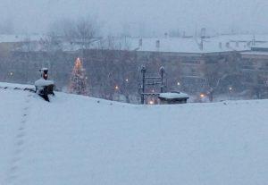 Ημαθία: Κλειστό λόγω σφοδρής χιονοθύελλας το χιονοδρομικό στο Σέλι