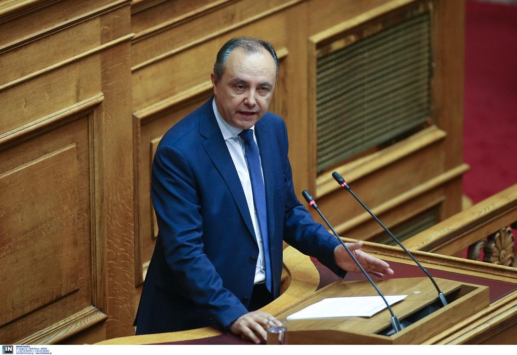 Στη Βουλή απο τον Καράογλου η αναγνώριση «Μακεδονικής» γλώσσας απο την ΕΥΠ