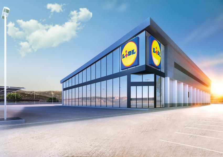 Lidl: Προστατευτικά στα ταμεία των σούπερ μάρκετ