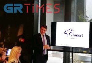 Fraport: Από τον Οκτώβριο μειώνονται οι καθυστερήσεις στο «Μακεδονία»