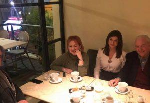 Και οι συναντήσεις με φόντο τον δημαρχιακό θώκο Θεσσαλονίκης καλά κρατούν!