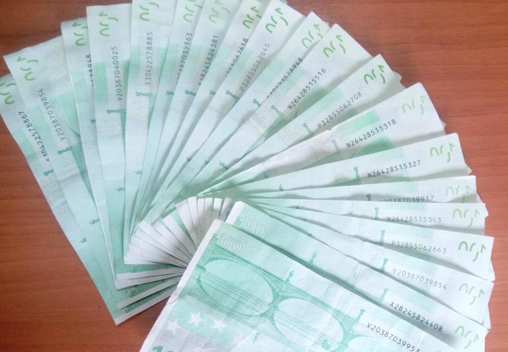 Ψώνισαν με πλαστά χαρτονομίσματα