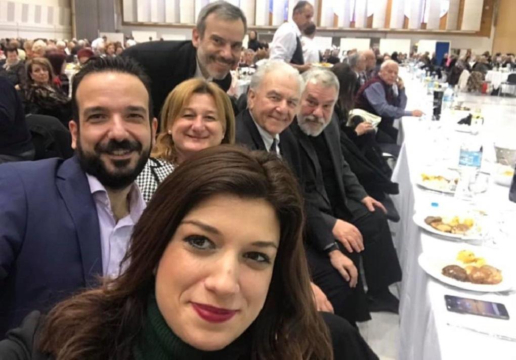 Η selfie των υποψηφίων δημάρχων και ο τυχερός Μπουτάρης