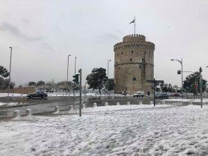 Άσκηση ετοιμότητας στόλου του δ. Θεσσαλονίκης ενόψει της χειμερινής περιόδου