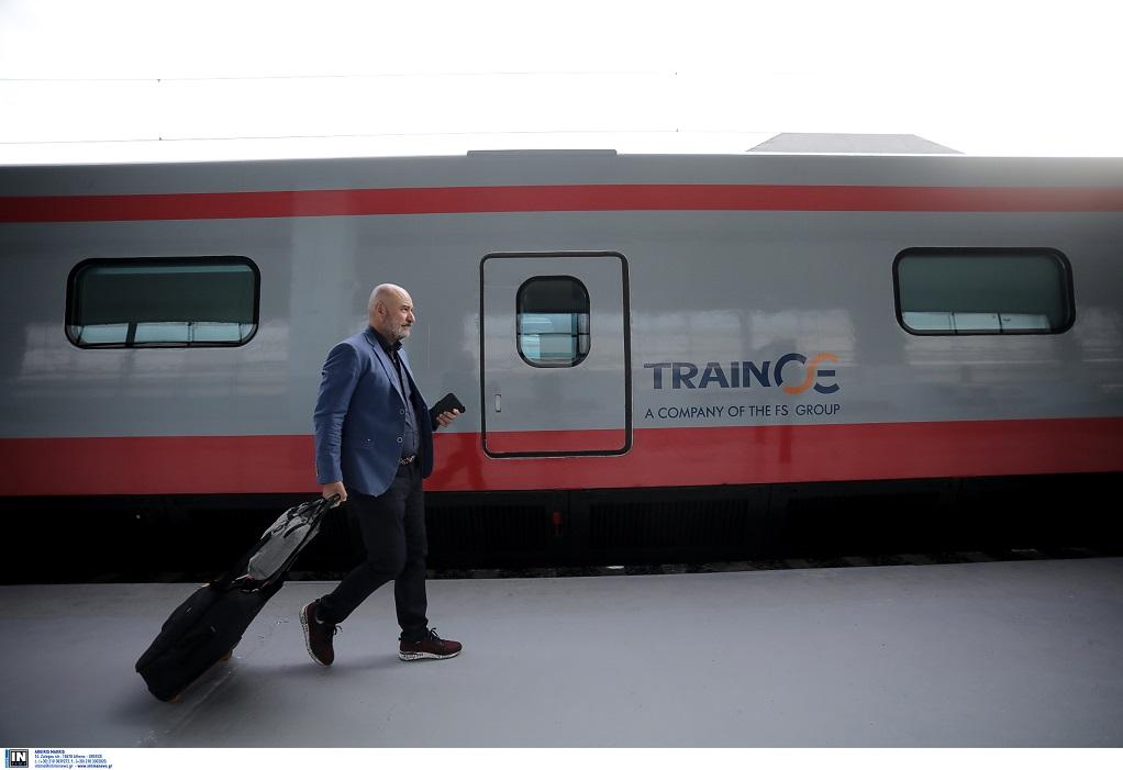 Κανονικά θα λειτουργήσουν σήμερα τρένα και προαστιακός