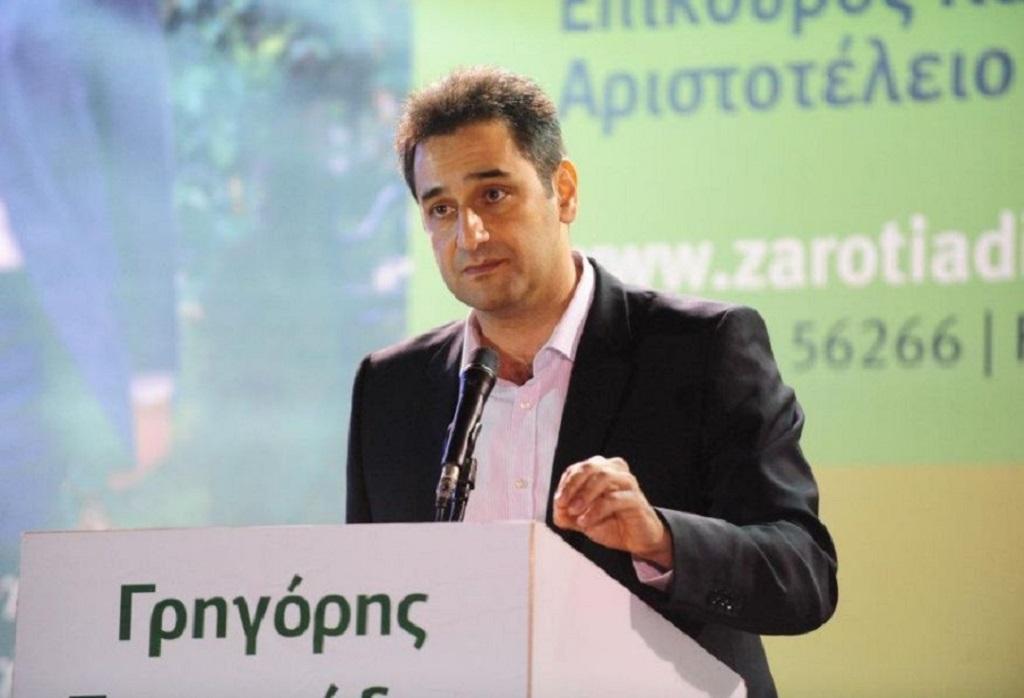 Ζαρωτιάδης: Ελεγχόμενη στάθμευση όχι σύστημα εισπρακτικού μηχανισμού