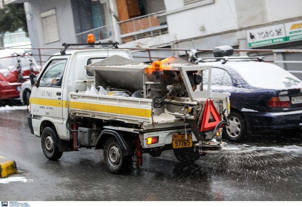 Περιφέρεια Κεντρικής Μακεδονίας: Εντατική προετοιμασία για τον χειμώνα