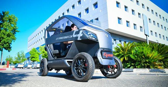 Υπό κατασκευή το πρώτο αυτοκίνητο Transformer