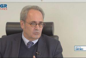 Γ.Μυλόπουλος στο Grtimes: Η Συμφωνία των Πρεσπών είναι προς όφελος των εθνικών μας συμφερόντων (VIDEO)